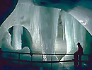 The Dachstein ice caves
